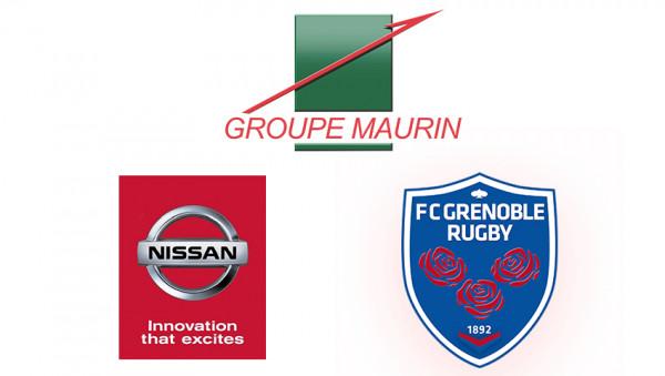 Nissan grenoble partenaire du fcg actualit n 17 de la for Garage nissan albertville